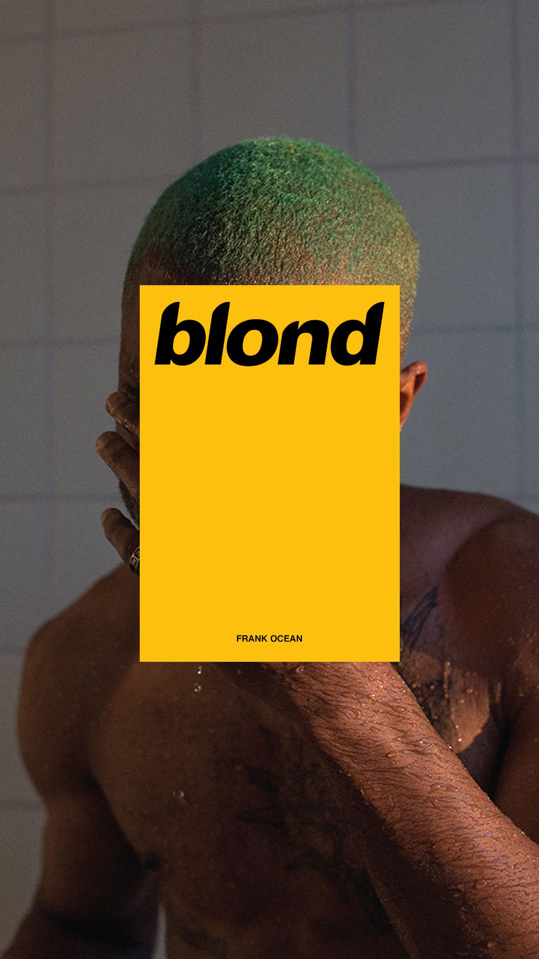 Frank Ocean - Blond Poster 1  Frank  Art Graphique -8736