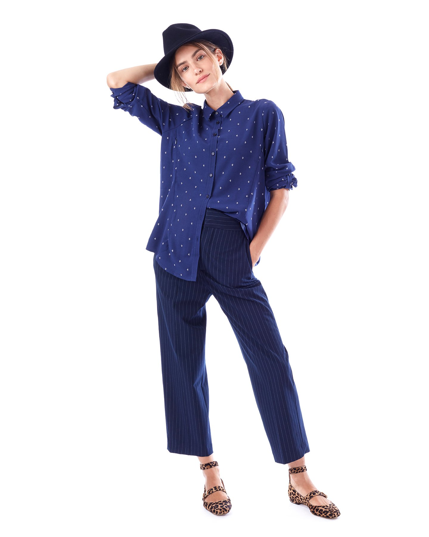 ad53856c0d The riley nursing blouse is a casual yet stylish top for playtime or work.  It s chic yet utilitarian with its functional zippers on both side seams  for ...