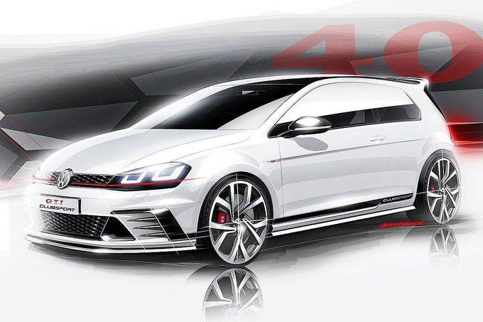 Preis Vw Golf Gti Clubsport Volkswagen Golf Volkswagen Polo Worthersee