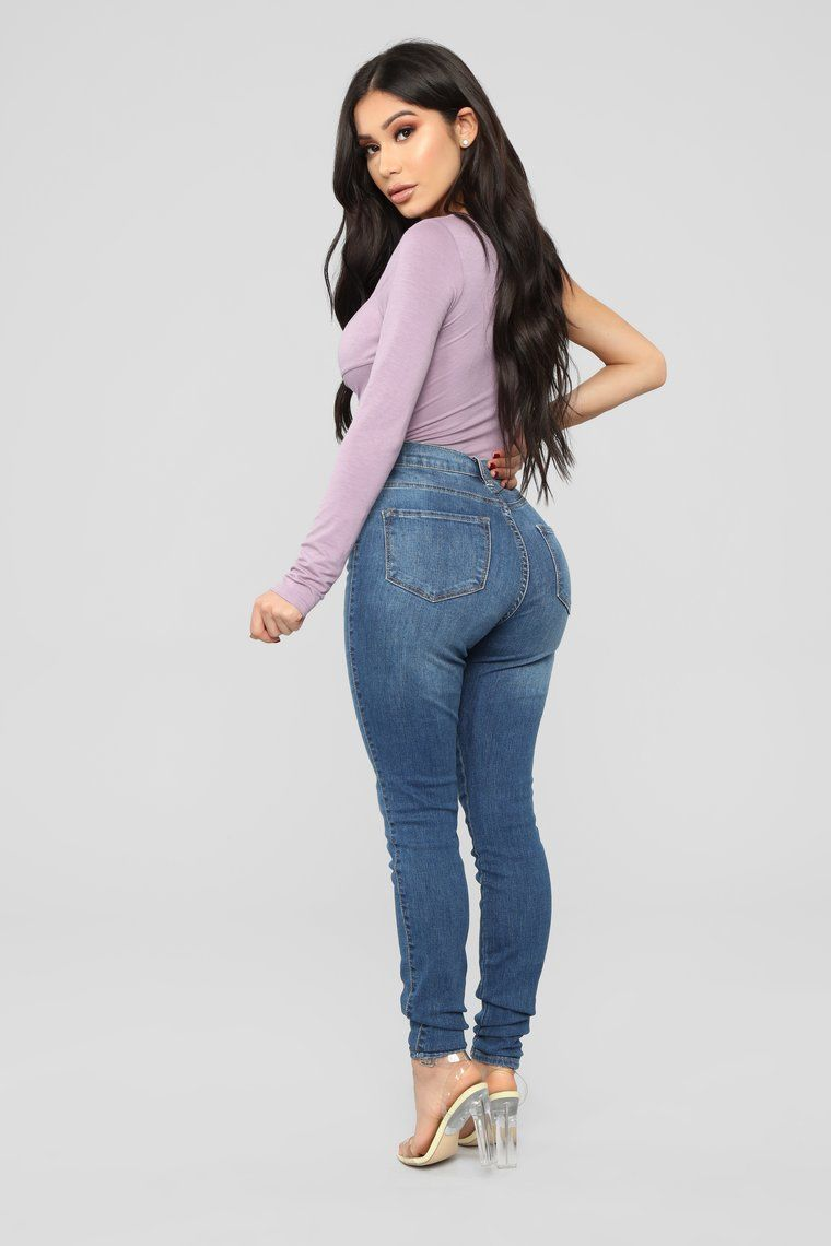 703191747d425 Knot Impressed Bodysuit - Lavender in 2019