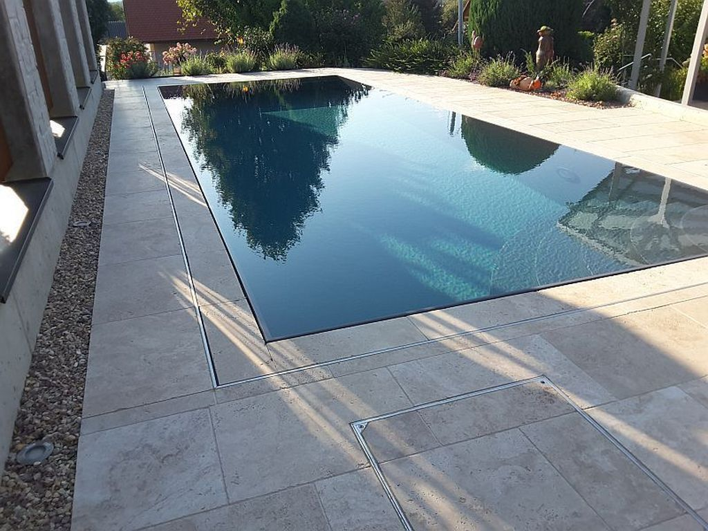 33 Wonderful Modern Swimming Pool Design Ideas You Will Love Trendehouse Luxury Swimming Pools Pool Designs Small Pool Design