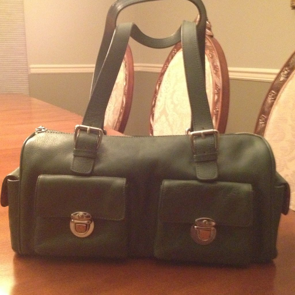 All Leather Bag Price Reduced Nwot By Maxx | Products