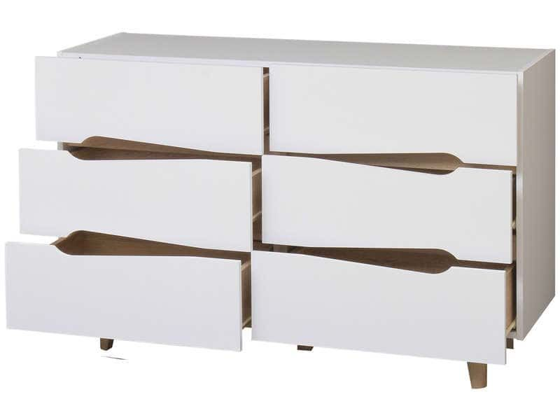 Commode 6 Tiroirs 664772 Commode 6 Tiroirs Tiroir Commode