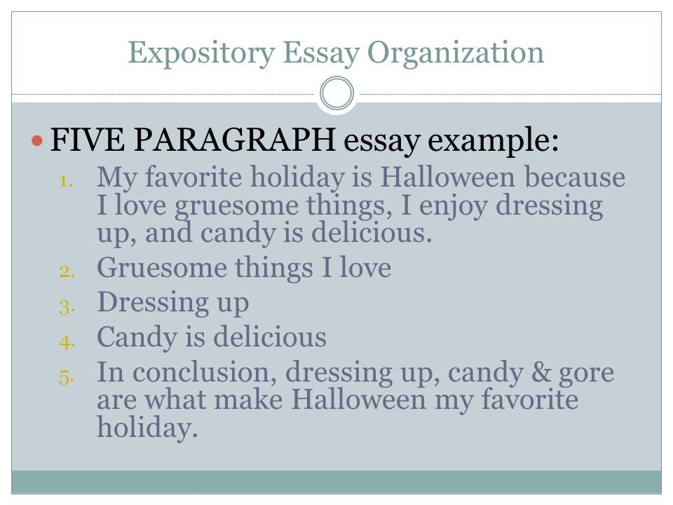 Image Result For Expository Essay Halloween Writing Examples