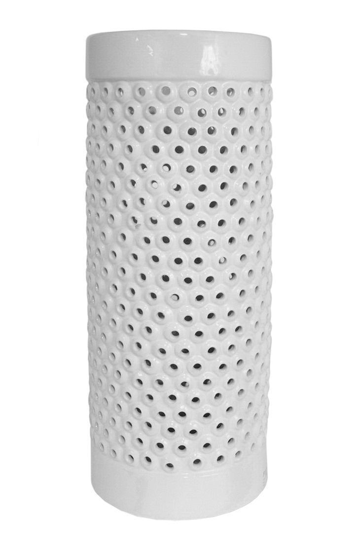 Merveilleux White Umbrella Stand