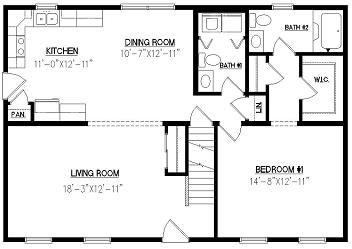 Modular Floor Plans 3 Bedroom 4 Bedroom 5 Bedroom Custom Modular Homes Floor Plans Modular Floor Plans