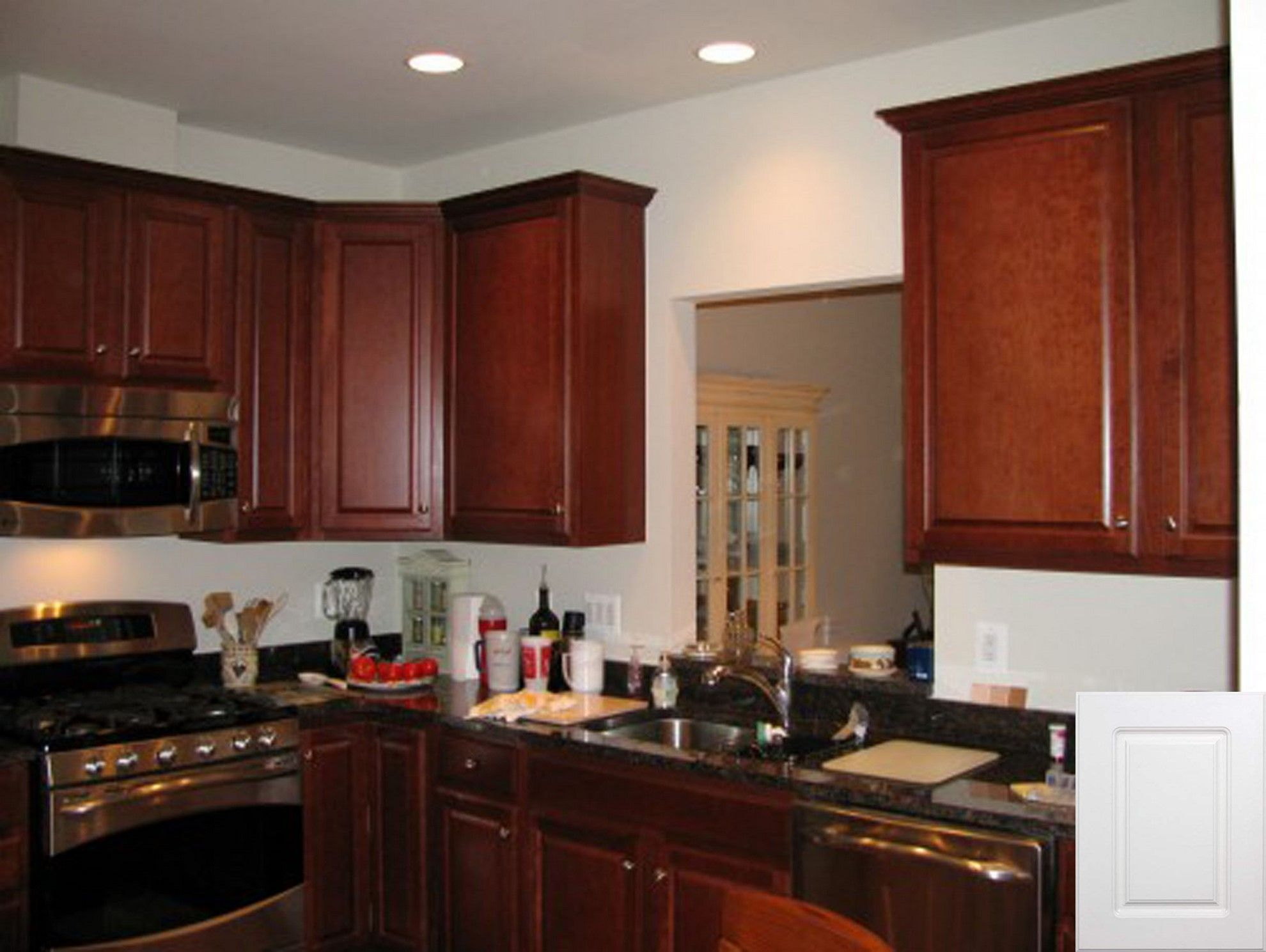 Why I Chose To Reface My Kitchen Cabinets And Diy Kitchen Cabinets Edmonton Inexpensive Transitional Kitchen Design Brown Cabinets Kitchen Colors