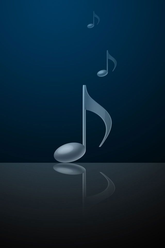 Beautiful Music Notation With Images Wallpaper Iphone