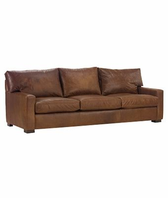 Awe Inspiring Harrison Grand Scale Oversized Contemporary Leather Loveseat Pdpeps Interior Chair Design Pdpepsorg
