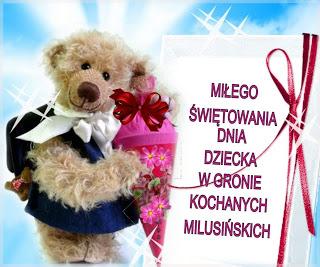Dla Kazdego Dzien Dziecka Teddy Bear Teddy Animals