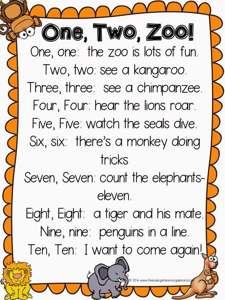 Search | Zoos, Poem and Kindergarten smorgasboard