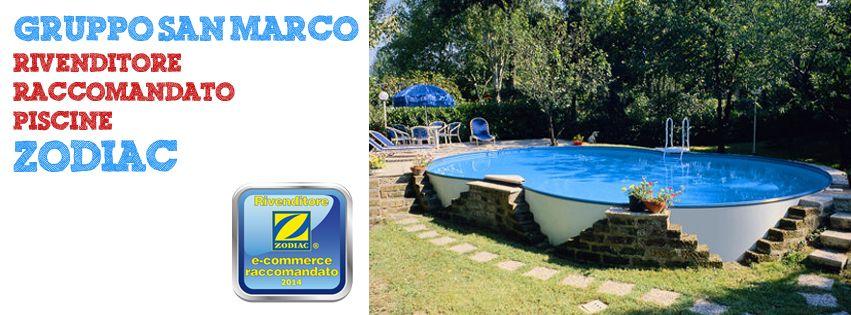 Il web store San Marco, specializzato nella vendita di #piscineinterrate e fuori terra è anche rivenditore raccomandato dal marchio di #piscine più famoso in Europa, Zodiac, cliccando su questo link troverete e potrete acquistare la vostra #piscina Zodiac =>   http://is.gd/Xf8lT6