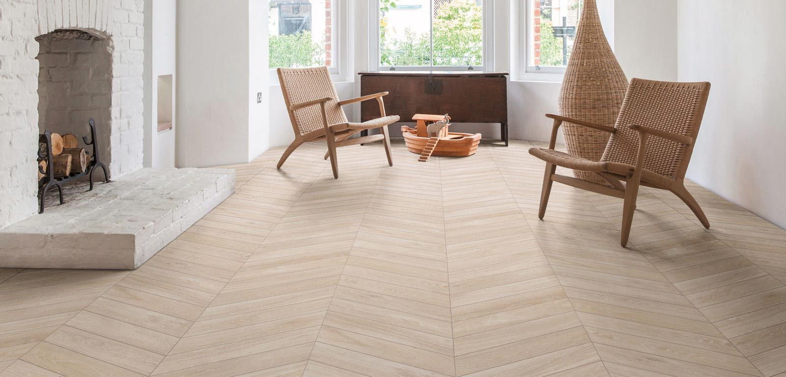 Woodchoice The Wood Effect Stoneware That Recalls The Parquet Of Bygone Days Wood Effect Tiles Floor Design Tile Design