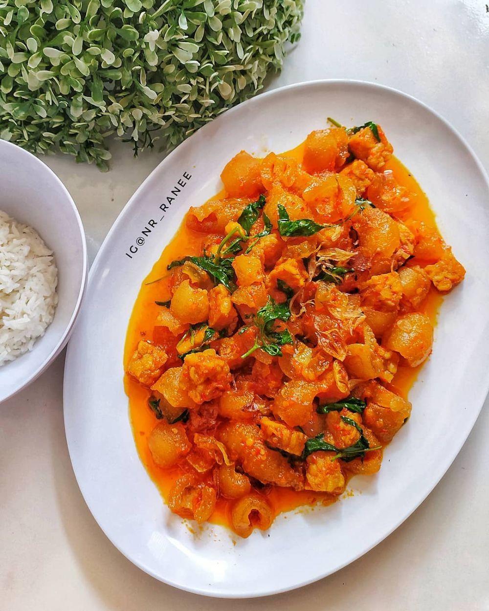 Resep Olahan Krecek Berbagai Sumber Resep Resep Masakan Asia Resep Masakan