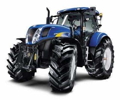Revista EL REMOLQUE: abril 2011. Tractores New Holland ...