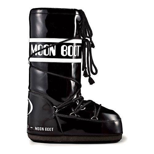 pretty nice 1cbb6 a957d $120.00-$120.00 Tecnica Moon Boot Women's Vinil Winter Boot ...