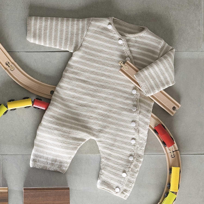 Photo of Strampler – Baby – Herbst / Winter – Modelle & Anleitungen | Katia.com