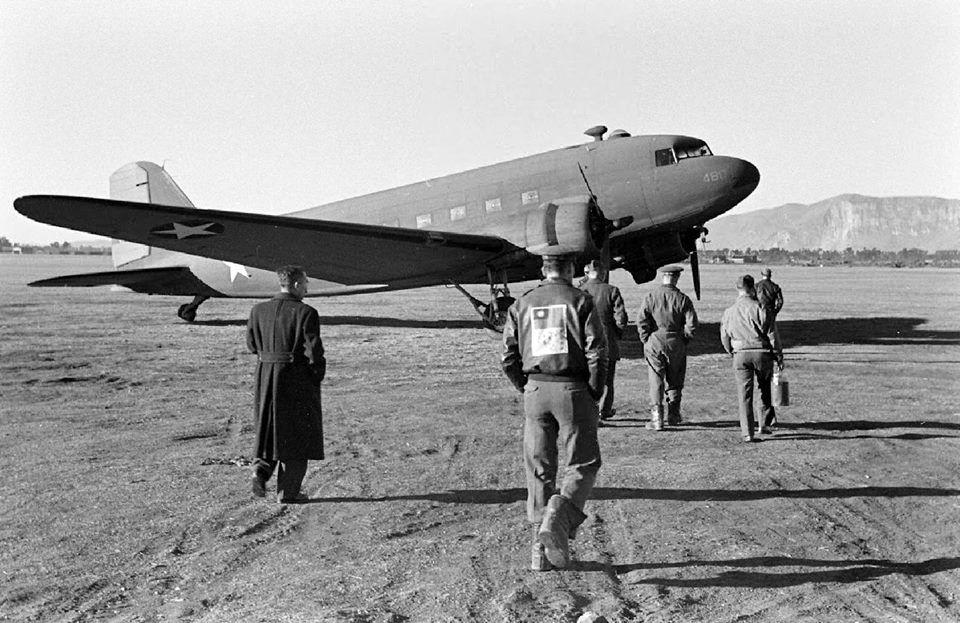 C-47 at China