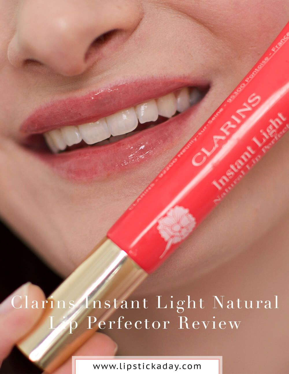 clarins instant light natural lip