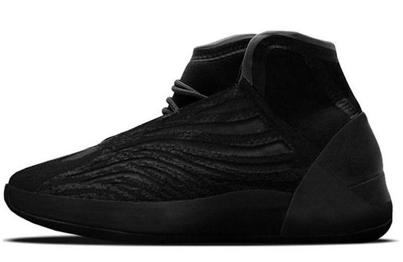 Best Replica Yeezy Quantum Basketball Black High Quality In 2020 Adidas Yeezy Yeezy All Black Sneakers