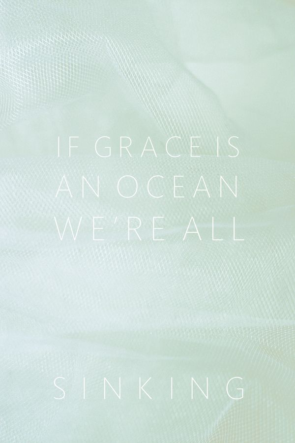 GRACE by Michael Morales, via Behance