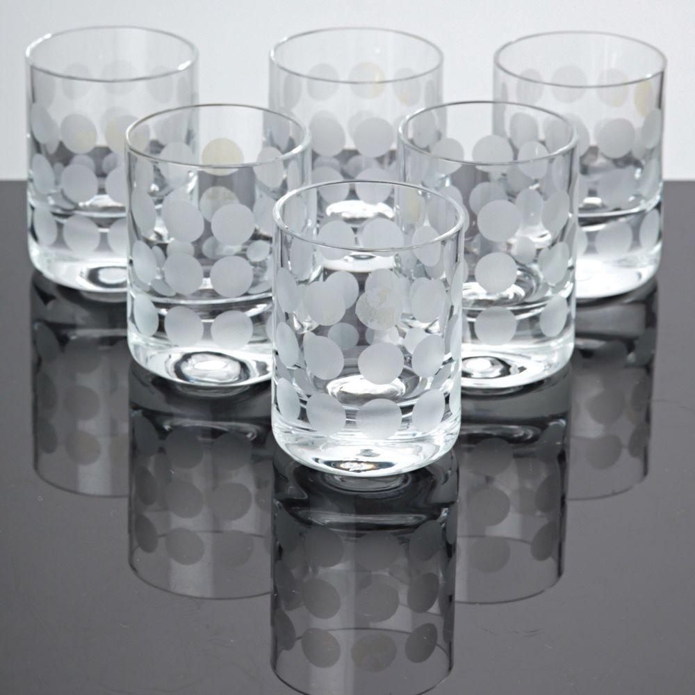 50er Schnapsgläser Stiefel | Glas & Gläser | Porzellan