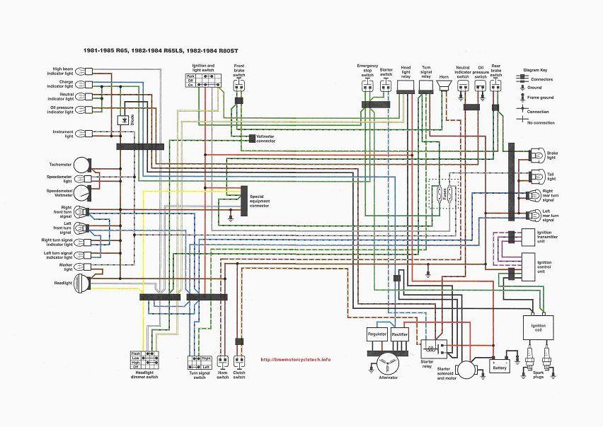 bmw r65 wiring diagram  wiring diagram groundsteela