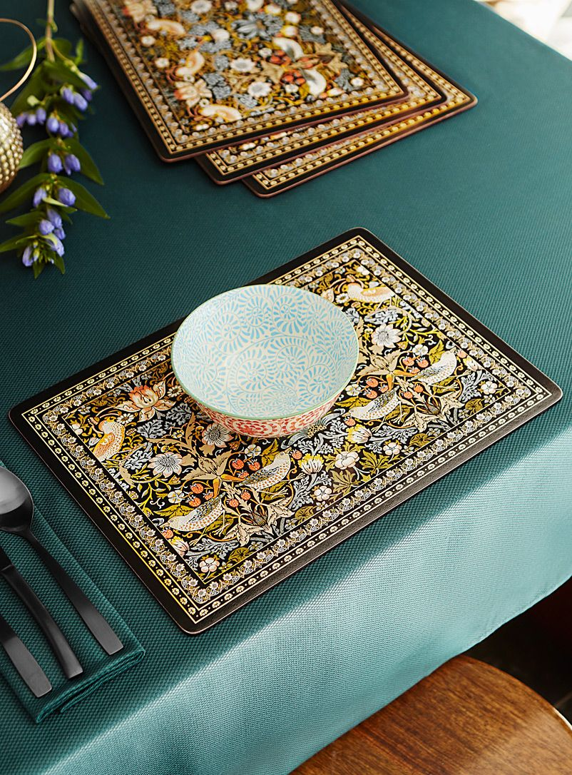 Hard Placemats Canada Home Decorating
