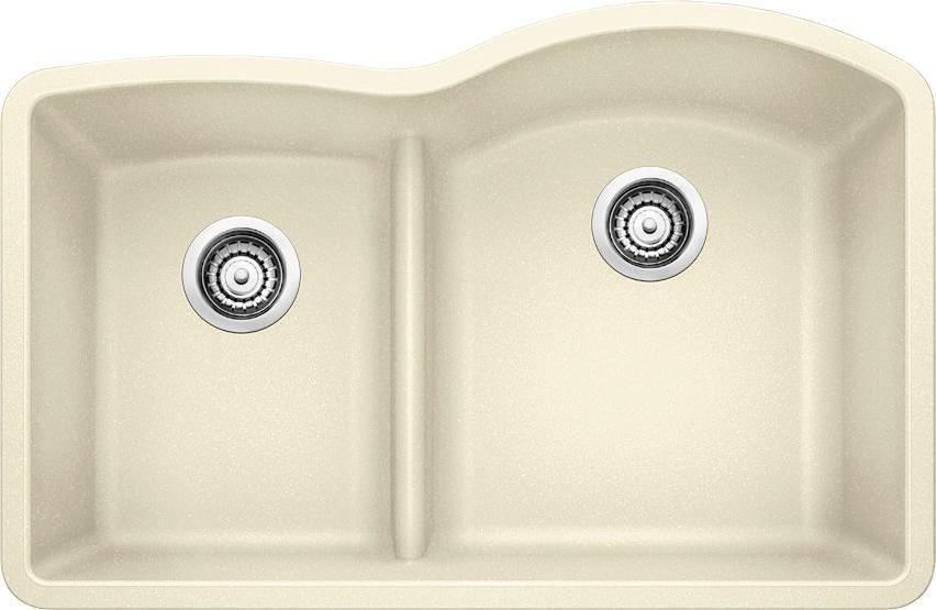 Blanco Diamond 32 Undermount Granite Composite Kitchen Sink 1 3