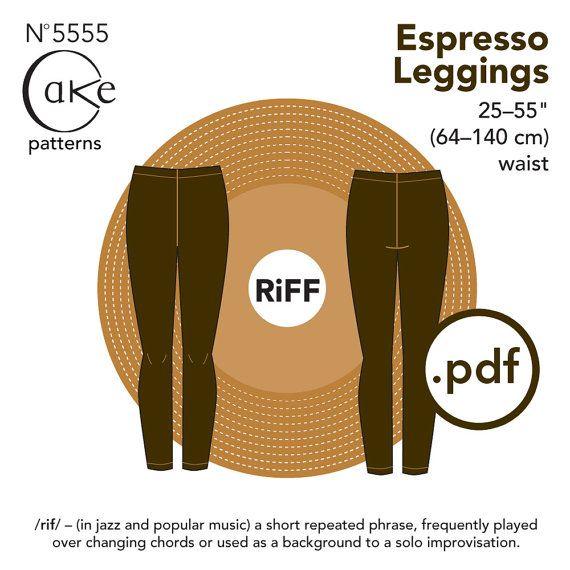 Cake Espresso Leggings - $8.50