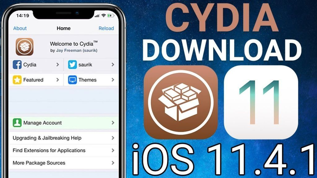 Get ready to download Cydia iOS 11.4.1 Jailbreak iPhone