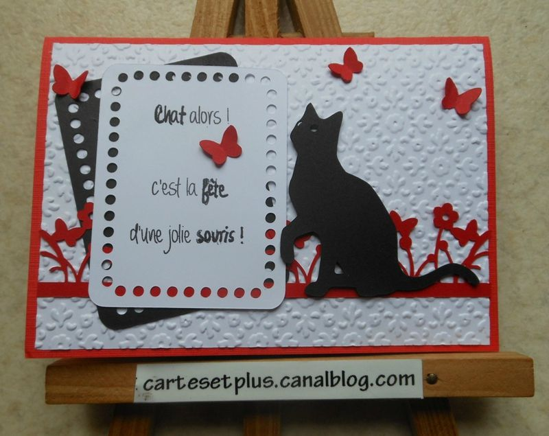 Bekannt chat alors carte anniversaire … | Pinteres… KC07