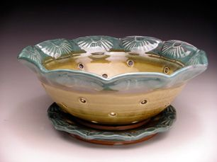 Diane Rosenmiller, Rising Meadow Pottery Middletown Springs, Vermont