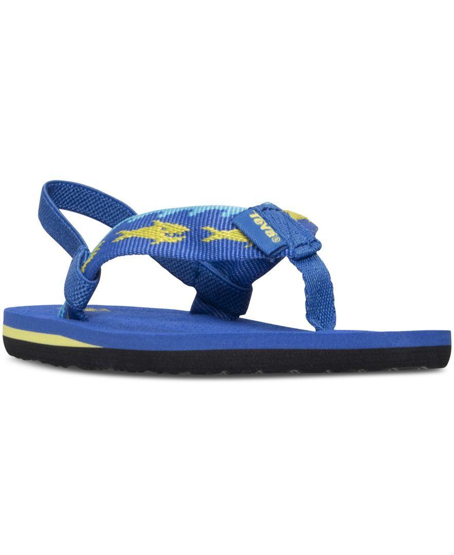 585fb9587932 Teva Toddler Boys  Mush Ii Flip-Flop Sandals from Finish Line ...
