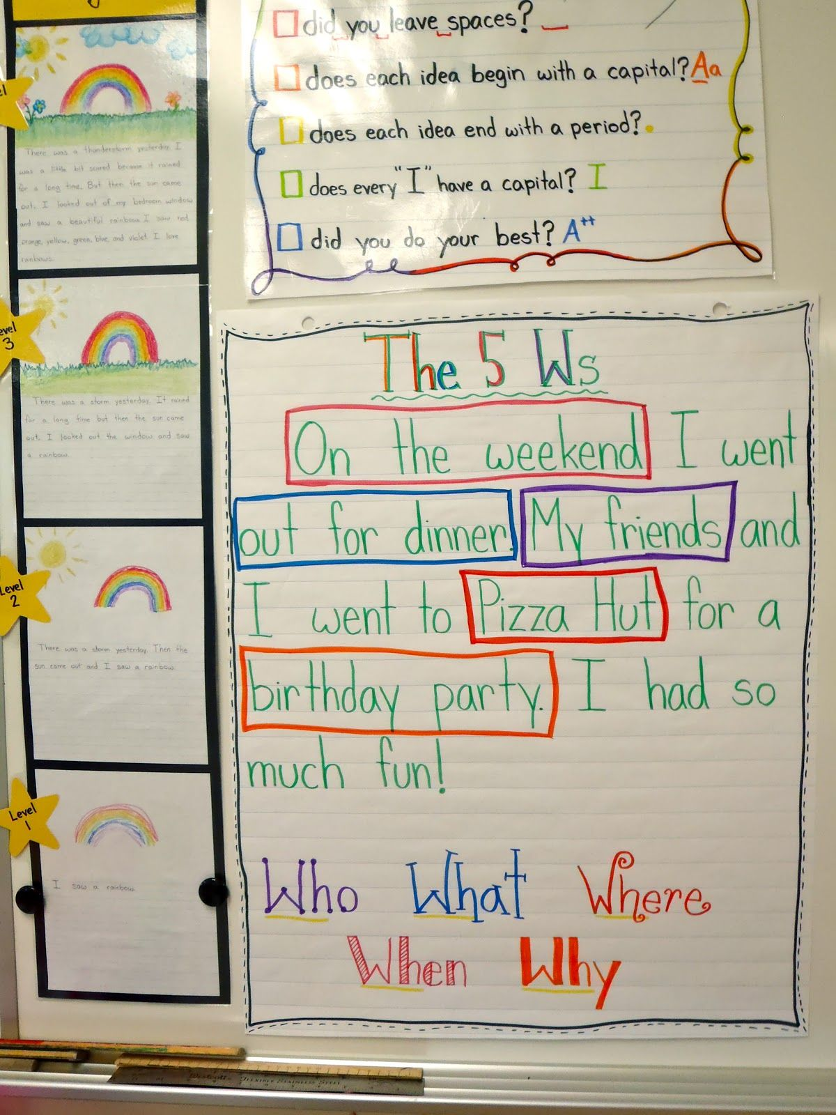 Fun With Firsties: What We've Been Up To    | Bump it up