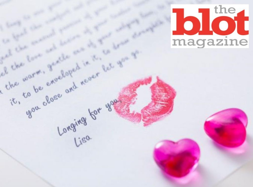 How to Write a Perfect LOVE LETTER that Gets You Laid