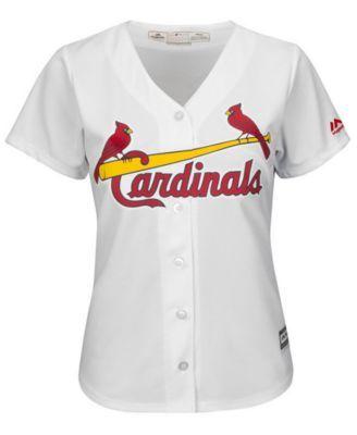 7fb49454 Women's Paul Goldschmidt St. Louis Cardinals Cool Base Player ...