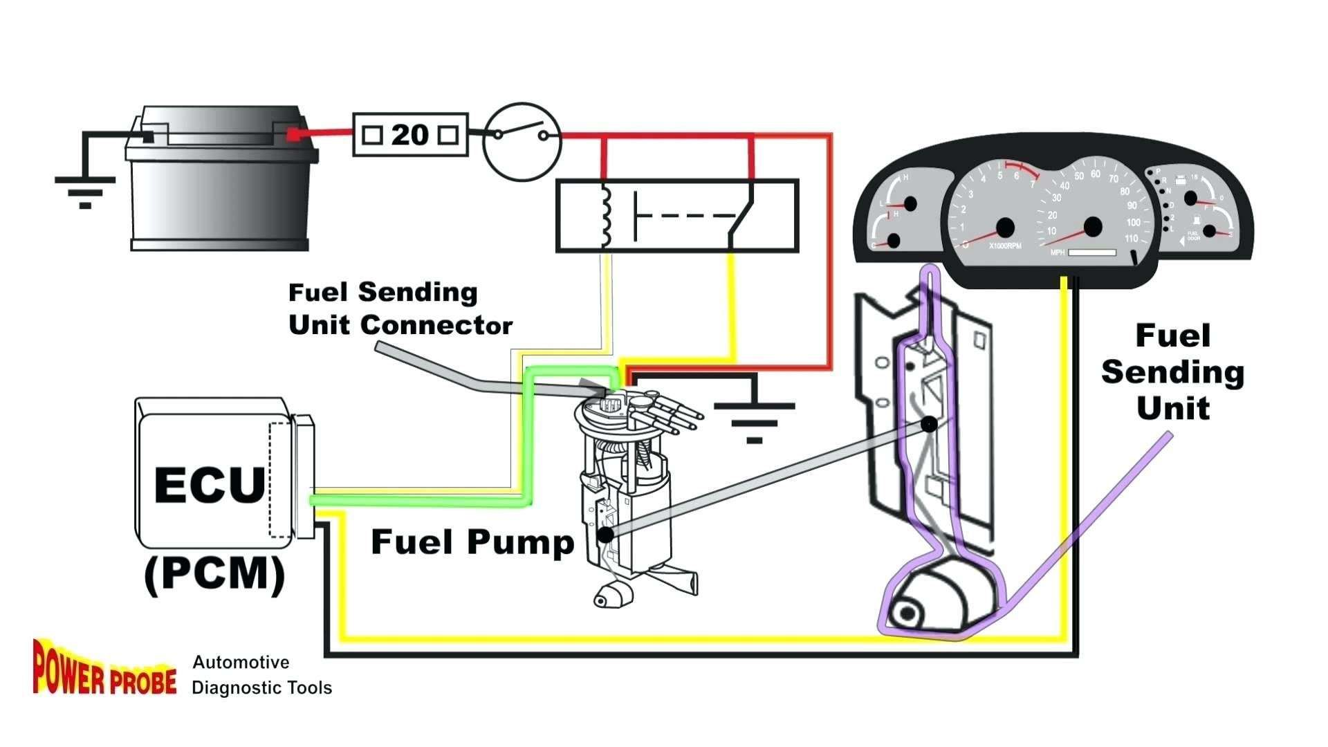 Ford Fuel Gauge Wiring Diagram - Wiring Diagrams Interval  Ford Truck Fuel Gauge Wiring Diagram on