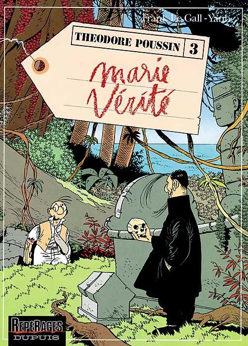 Frank Le Gall Tome Comic Artist Theodore