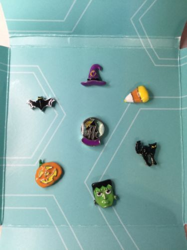 Pendants 83891 Authentic Origami Owl Rare Halloween Charms Buy