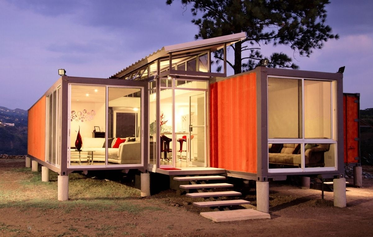 Best Kitchen Gallery: Hgtv Shipping Container Homes Building Container House Design of Homes Built From Storage Containers  on rachelxblog.com