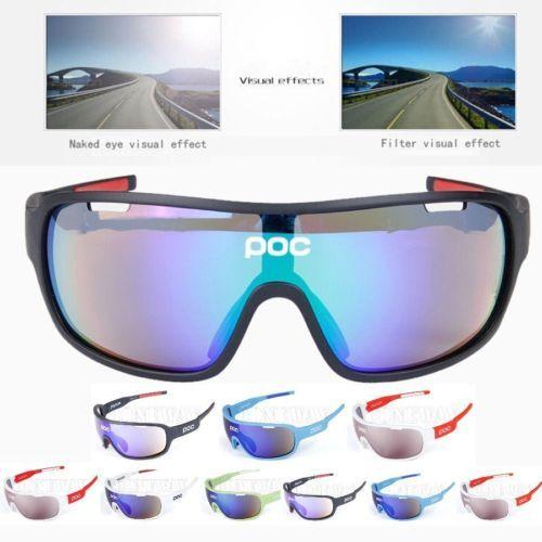 e11a3c6095 Outdoor bike cycling  sunglasses poc goggles sport  fishing sun glasses   eyewear
