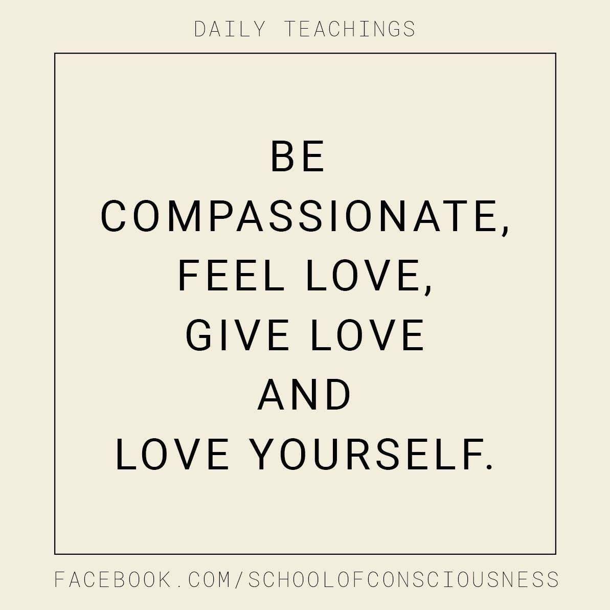 Britta Steilmann be compassionate feel give and yourself
