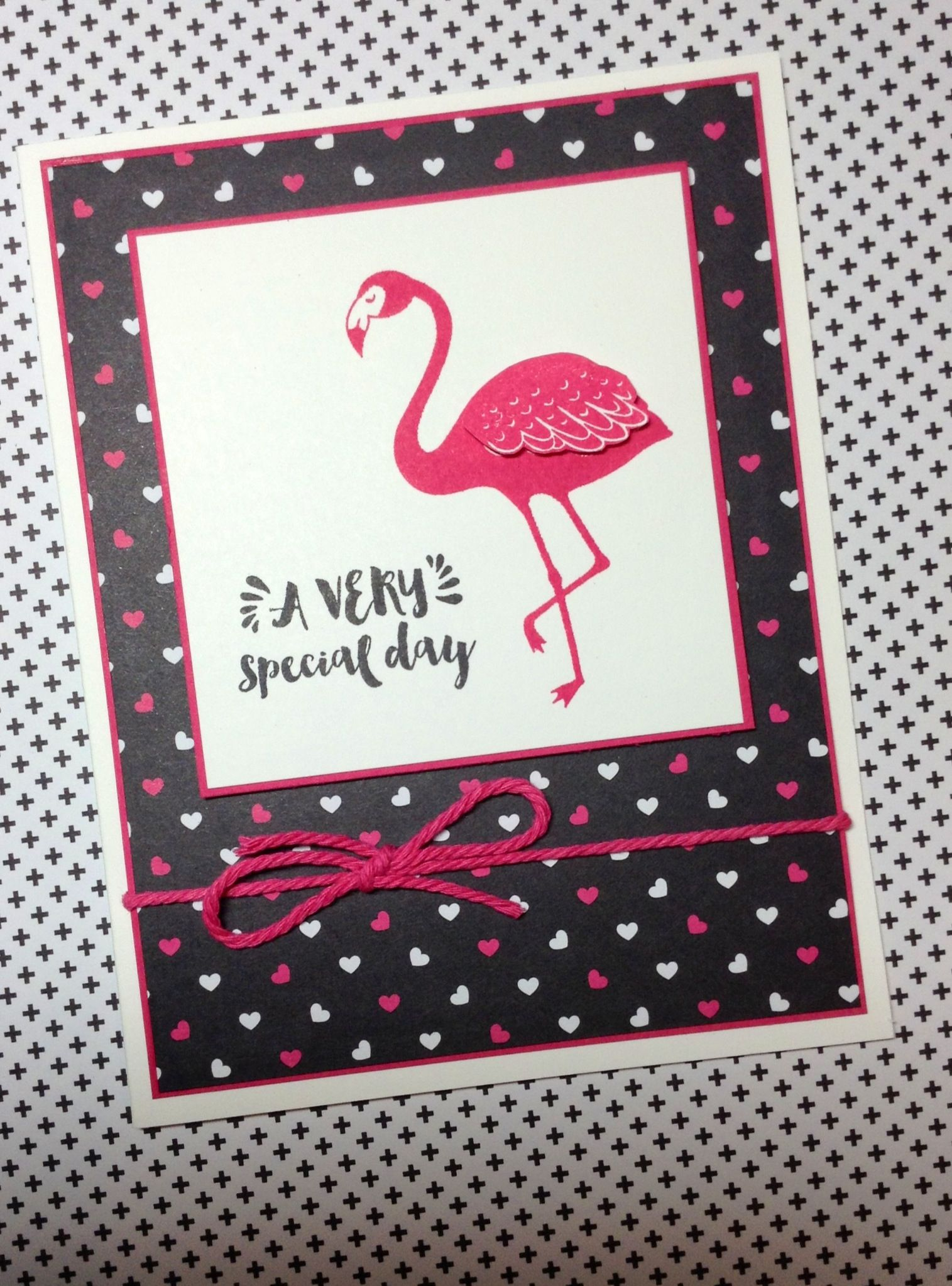 Card Making Paradise Part - 39: Cardmaking · Pop Of Paradise Stamp Set And Pop Of Pink Designer Series  Paper By Stampinu0027 Up