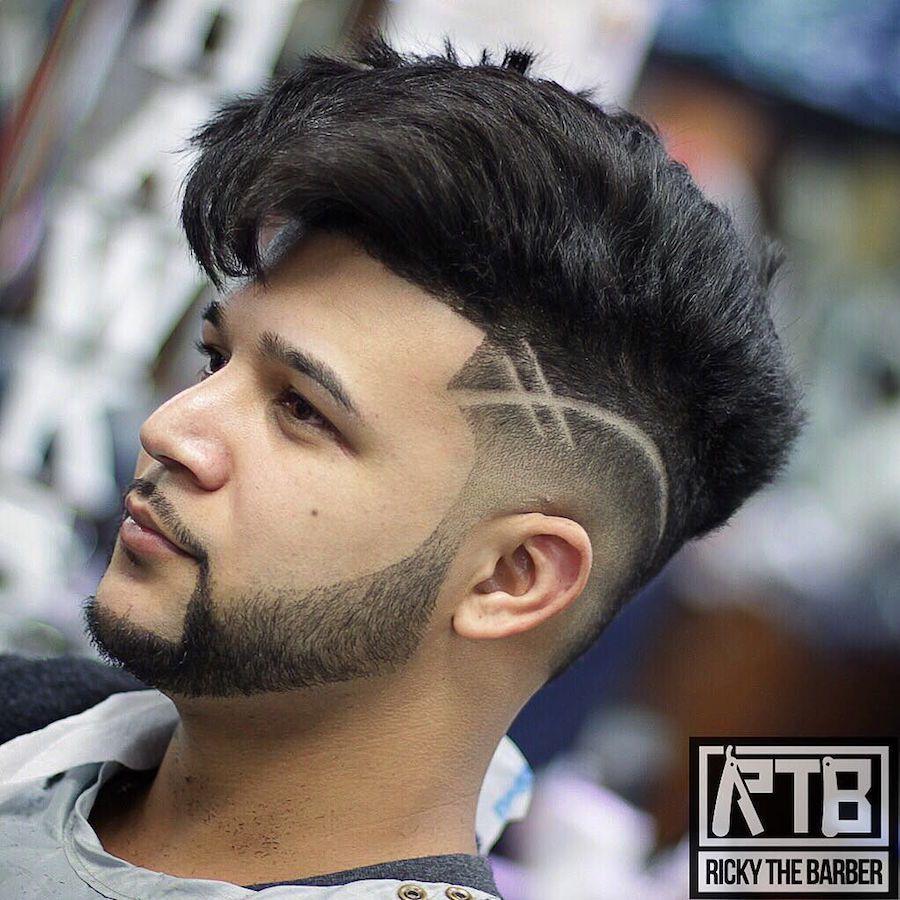 Resultado de imagen para barber shop hair designs cortes de pelo
