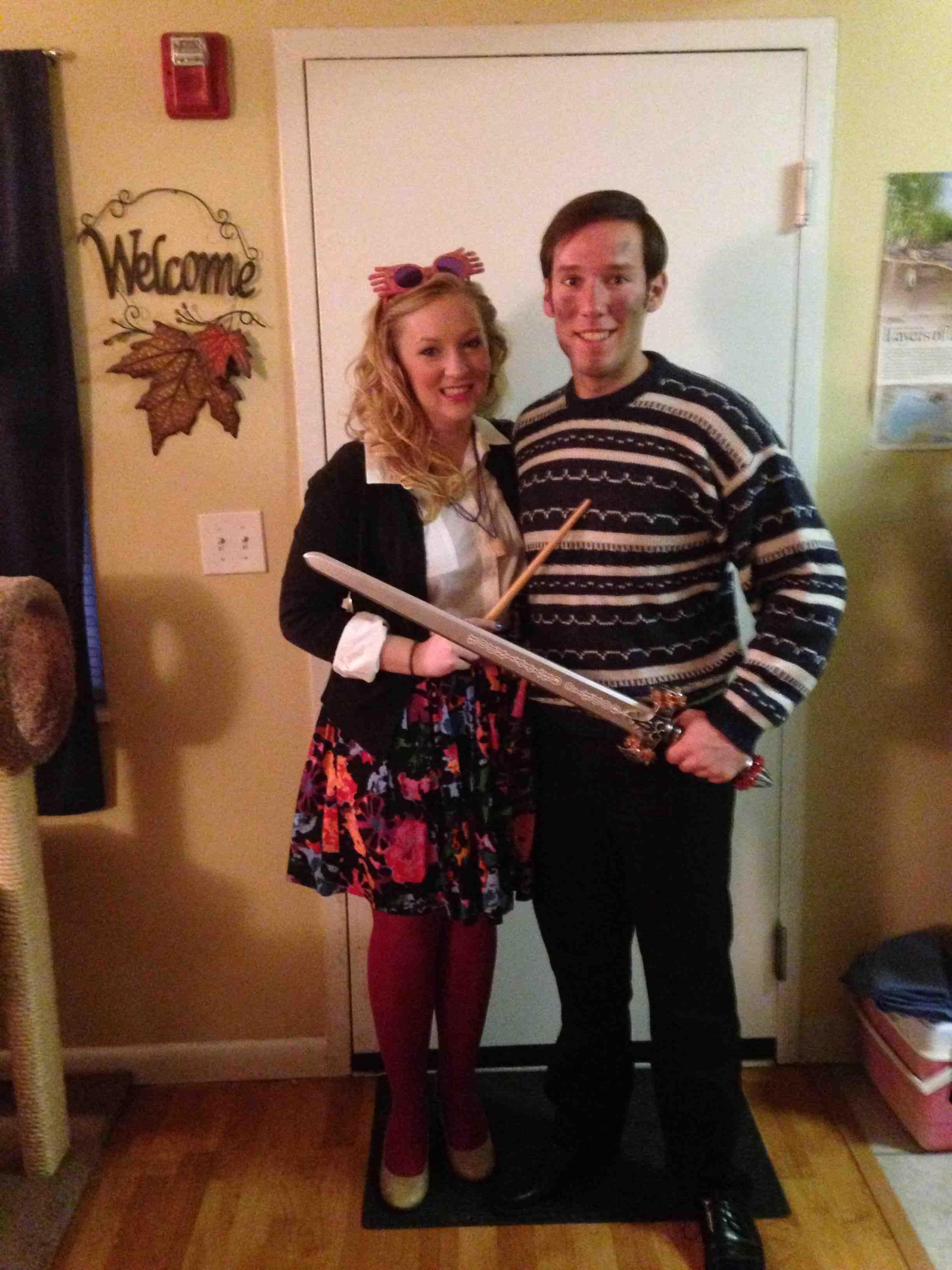 Parks and Rec Halloween Costume. Leslie Knope Ben Wyatt | Crafty ...