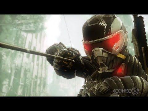 Crysis 3 - Single Player Dev. Walkthrough