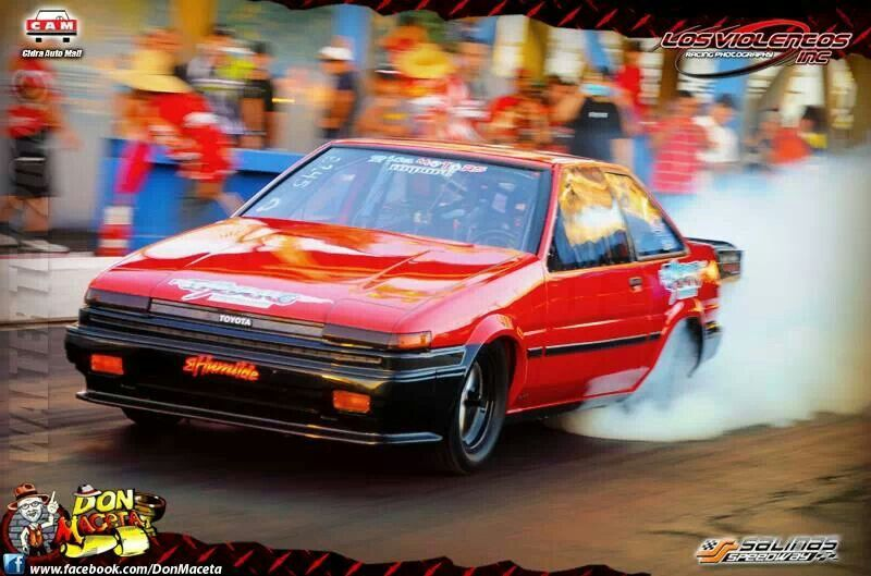 The Fastest Modified Impot in Puerto Rico, with of 6 61