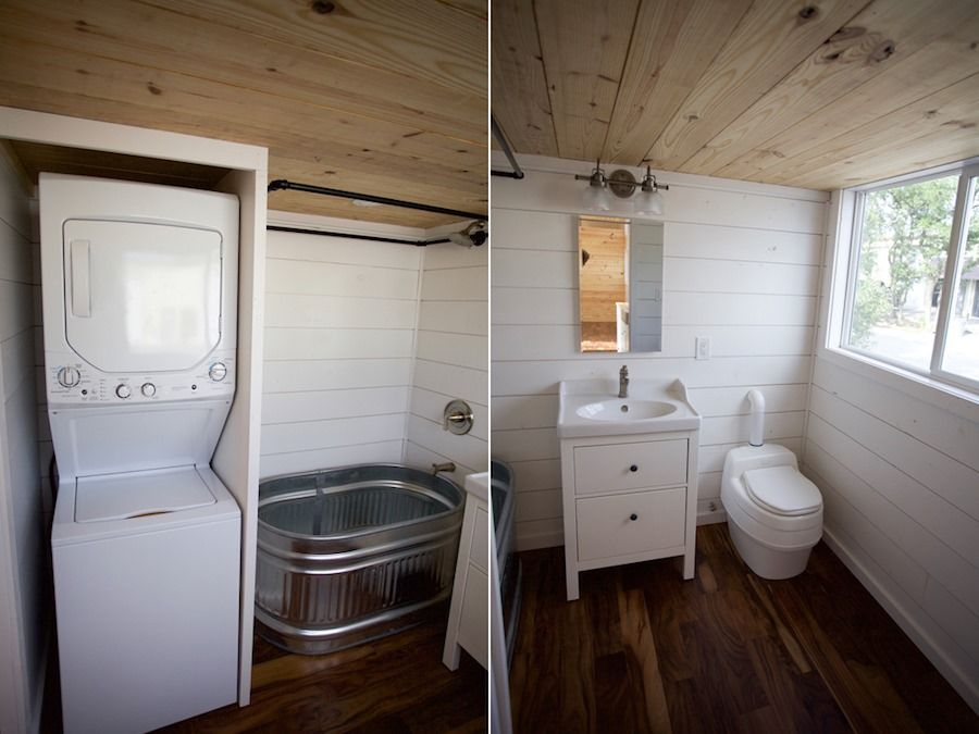 A Big And Beautiful Tiny House By Nomad Tiny Homes Of Dripping