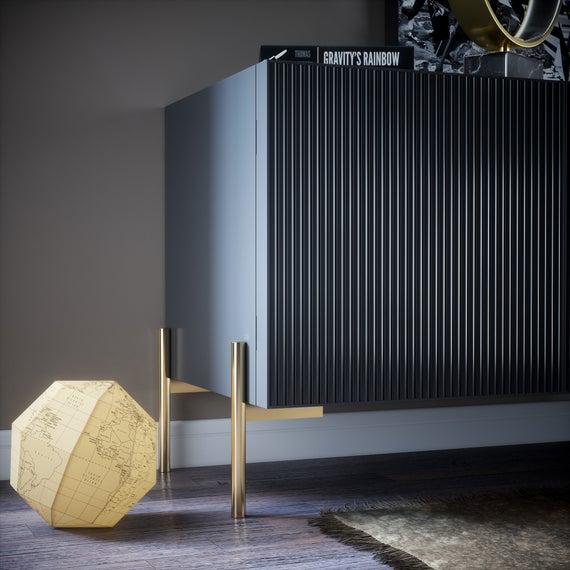 Furniture Legs Set Of 4 Modern Metal Diamond Triangle Etsy In 2020 Furniture Legs Metal Furniture Legs Brass Furniture Legs